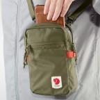 Umhängetasche / Gürteltasche High Coast  Pocket, Farbe: schwarz, grau, blau/petrol, taupe/khaki, grün/oliv, orange, gelb, Marke: Fjällräven, Bild 10 von 12