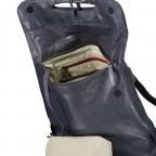 Rucksack Grandma's Luxury Club Mrs. Apple Strudel, Farbe: schwarz, blau/petrol, cognac, taupe/khaki, rot/weinrot, Marke: Aunts & Uncles, Abmessungen in cm: 28.0x36.0x9.0, Bild 11 von 13