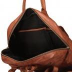 Rucksack Cool-Casual Oasis CC.10475, Farbe: anthrazit, cognac, Marke: Harbour 2nd, Abmessungen in cm: 22.0x28.0x9.0, Bild 8 von 8