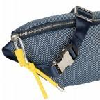 Gürteltasche Marry 18016, Farbe: schwarz, grau, blau/petrol, beige, Marke: Suri Frey, Abmessungen in cm: 26.0x17.0x2.0, Bild 9 von 12