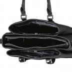 Handtasche Jones Black, Farbe: schwarz, Marke: U.S. Polo Assn., EAN: 8052792838974, Abmessungen in cm: 31.0x24.5x13.0, Bild 8 von 10