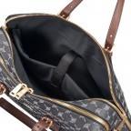 Shopper Cortina Nanni LHZ Black, Farbe: schwarz, Marke: Joop!, EAN: 4053533884315, Abmessungen in cm: 38.5x30.0x10.0, Bild 8 von 9