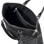 Handtasche Cortina Thoosa LHZ, Farbe: schwarz, anthrazit, grau, blau/petrol, braun, cognac, taupe/khaki, grün/oliv, rot/weinrot, beige, weiß, Marke: Joop!, Abmessungen in cm: 41.0x27.0x13.5, Bild 8 von 9