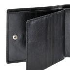 Geldbörse Success 54573 Black, Farbe: schwarz, Marke: Samsonite, EAN: 5414847384844, Abmessungen in cm: 9.0x12.5x1.5, Bild 2 von 3