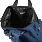 Fahrradtasche Rucksack mit Gepäckträgerbefestigung Black, Farbe: schwarz, Marke: Blackbeat, EAN: 8720088706978, Abmessungen in cm: 25.0x35.0x15.0, Bild 6 von 9