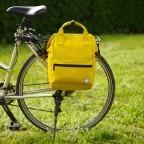 Fahrradtasche Rucksack mit Gepäckträgerbefestigung Black, Farbe: schwarz, Marke: Blackbeat, EAN: 8720088706978, Abmessungen in cm: 25.0x35.0x15.0, Bild 9 von 9