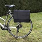 The Chesterfield Brand Fahrradtasche Gent C50-6001., Farbe: schwarz, braun, cognac, Marke: The Chesterfield Brand, Abmessungen in cm: 40.0x30.0x11.0, Bild 7 von 11