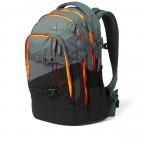 Rucksack Pack Limited Edition Now or Never, Farbe: anthrazit, flieder/lila, Marke: Satch, Abmessungen in cm: 30.0x45.0x22.0, Bild 2 von 19
