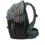 Rucksack Pack Limited Edition Now or Never, Farbe: anthrazit, flieder/lila, Marke: Satch, Abmessungen in cm: 30.0x45.0x22.0, Bild 3 von 19