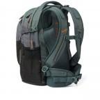 Rucksack Pack Limited Edition Now or Never, Farbe: anthrazit, flieder/lila, Marke: Satch, Abmessungen in cm: 30.0x45.0x22.0, Bild 4 von 19