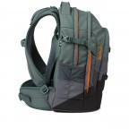 Rucksack Pack Limited Edition Now or Never, Farbe: anthrazit, flieder/lila, Marke: Satch, Abmessungen in cm: 30.0x45.0x22.0, Bild 7 von 19