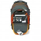 Rucksack Pack Limited Edition Now or Never, Farbe: anthrazit, flieder/lila, Marke: Satch, Abmessungen in cm: 30.0x45.0x22.0, Bild 12 von 19