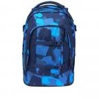 Rucksack Pack, Farbe: schwarz, anthrazit, grau, blau/petrol, grün/oliv, rot/weinrot, flieder/lila, rosa/pink, orange, gelb, bunt, Marke: Satch, Abmessungen in cm: 30.0x45.0x22.0, Bild 1 von 12