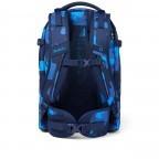 Rucksack Pack, Farbe: schwarz, anthrazit, grau, blau/petrol, grün/oliv, rot/weinrot, flieder/lila, rosa/pink, orange, gelb, bunt, Marke: Satch, Abmessungen in cm: 30.0x45.0x22.0, Bild 5 von 12