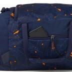 Sporttasche, Farbe: schwarz, anthrazit, grau, blau/petrol, grün/oliv, rot/weinrot, flieder/lila, rosa/pink, orange, gelb, bunt, Marke: Satch, Abmessungen in cm: 45.0x25.0x25.0, Bild 5 von 5