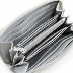 Geldbörse Anastasia, Farbe: schwarz, grau, blau/petrol, braun, taupe/khaki, beige, Marke: Tamaris, Abmessungen in cm: 15.0x10.5x3.0, Bild 4 von 5