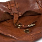 Umhängetasche Cool-Casual Saddle Nauja B3.4903 Charming Cognac, Farbe: cognac, Marke: Harbour 2nd, EAN: 4046478020405, Abmessungen in cm: 29.0x28.0x11.0, Bild 4 von 5
