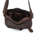 Umhängetasche Cool-Casual Urd B3.5105 Chocolate Brown, Farbe: braun, Marke: Harbour 2nd, EAN: 4046478021747, Abmessungen in cm: 20.5x24.0x5.0, Bild 4 von 6