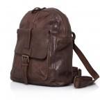 Rucksack Cool-Casual Gudrun B3.4902 Chocolate Brown, Farbe: braun, Marke: Harbour 2nd, EAN: 4046478020368, Abmessungen in cm: 35.0x28.0x8.0, Bild 2 von 5