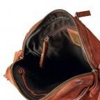 Umhängetasche Cool-Casual Arion B3.4728 Chocolate Brown, Farbe: braun, Marke: Harbour 2nd, EAN: 4046478021655, Abmessungen in cm: 23.0x28.0x7.0, Bild 4 von 5