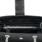 Tasche Divina Nero, Farbe: schwarz, Marke: Valentino Bags, EAN: 8052790167557, Abmessungen in cm: 30.0x23.0x10.0, Bild 6 von 6