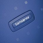 Koffer S´Cure Spinner 55 Dark Blue, Farbe: blau/petrol, Marke: Samsonite, EAN: 5414847329944, Abmessungen in cm: 40.0x55.0x20.0, Bild 5 von 5