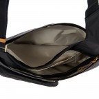 Umhängetasche X-Bag & X-Travel Black, Farbe: schwarz, Marke: Brics, EAN: 8016623886893, Abmessungen in cm: 32.0x28.0x8.0, Bild 5 von 7