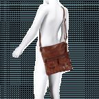 Umhängetasche Soft-Weaving Philipine B3.6304 Dark Ash, Farbe: anthrazit, Marke: Harbour 2nd, EAN: 4046478028050, Bild 3 von 8