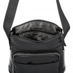 Umhängetasche Coleman Shoulderbag SVZ Black, Farbe: schwarz, Marke: Strellson, EAN: 4053533589036, Abmessungen in cm: 24.0x27x0x7.0, Bild 4 von 5