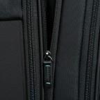 Pilotenkoffer Spectrolite 2.0 Rolling Tote 17.3 Zoll erweiterbar Black, Farbe: schwarz, Marke: Samsonite, EAN: 5414847825712, Abmessungen in cm: 49.5x40.0x25.0, Bild 6 von 7