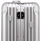 Rimowa Original Check-In L Silver, Farbe: metallic, Marke: Rimowa, EAN: 4003743024155, Abmessungen in cm: 51.0x79.0x27.5, Bild 6 von 8