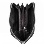 Geldbörse Sulden Ela Black, Farbe: schwarz, Marke: Bogner, EAN: 4053533735402, Abmessungen in cm: 18.5x10.0x2.0, Bild 4 von 5