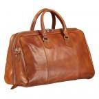Reisetasche Größe XS Cognac, Farbe: cognac, Marke: Hausfelder, EAN: 4065646000650, Bild 2 von 7