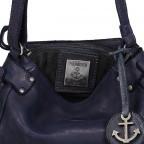 Umhängetasche Anchor-Love Chloe B3.5777 Midnight Navy, Farbe: blau/petrol, Marke: Harbour 2nd, EAN: 4046478035980, Abmessungen in cm: 21.0x18.0x6.0, Bild 6 von 6