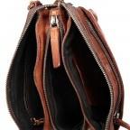 Umhängetasche / Gürteltasche Anchor-Love Perla B3.7589 Charming Cognac, Farbe: cognac, Marke: Harbour 2nd, EAN: 4046478036260, Abmessungen in cm: 20.0x13.0x7.5, Bild 7 von 8