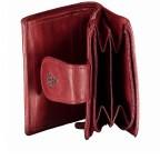 Geldbörse Anchor-Love Stella B3.1547, Farbe: anthrazit, grau, blau/petrol, cognac, grün/oliv, rot/weinrot, orange, gelb, Marke: Harbour 2nd, Abmessungen in cm: 10.5x8.5x3.0, Bild 5 von 5