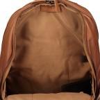 Rucksack Bristol mit Laptopfach 15 Zoll Schwarz, Farbe: schwarz, Marke: Hausfelder, EAN: 4251672709814, Abmessungen in cm: 30.0x44.0x13.0, Bild 6 von 6