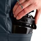 Rucksack High Coast Foldsack Volumen 24 Liter, Farbe: schwarz, anthrazit, grau, blau/petrol, taupe/khaki, grün/oliv, orange, gelb, Marke: Fjällräven, Abmessungen in cm: 26.0x45.0x20.0, Bild 8 von 10