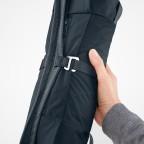 Rucksack High Coast Foldsack Volumen 24 Liter, Farbe: schwarz, anthrazit, grau, blau/petrol, taupe/khaki, grün/oliv, orange, gelb, Marke: Fjällräven, Abmessungen in cm: 26.0x45.0x20.0, Bild 9 von 10