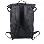 Rucksack Japan Matsuyama, Farbe: schwarz, grau, blau/petrol, taupe/khaki, grün/oliv, Marke: Aunts & Uncles, Abmessungen in cm: 29.0x44.0x13.0, Bild 4 von 11