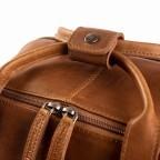 Rucksack Belford Laptopfach 15,4 Zoll Cognac, Farbe: cognac, Marke: The Chesterfield Brand, EAN: 8719241039114, Abmessungen in cm: 26.0x40.0x16.0, Bild 5 von 5