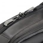 Rucksack Openroad Weekender Backpack 17.3 Zoll mit Smart Sleeve Black, Farbe: schwarz, Marke: Samsonite, EAN: 5414847712418, Abmessungen in cm: 39.0x48.0x26.0, Bild 17 von 17
