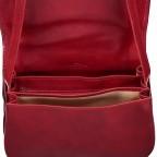 Satteltasche Toscana Größe L Rot, Farbe: rot/weinrot, Marke: Hausfelder, EAN: 4065646000223, Abmessungen in cm: 27.0x23.0x13.0, Bild 6 von 6
