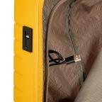 Koffer B Y by Brics Ulisse 55 cm Mango, Farbe: gelb, Marke: Brics, EAN: 8016623117546, Abmessungen in cm: 37.0x55.0x23.0, Bild 9 von 17