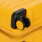 Koffer B Y by Brics Ulisse 55 cm Mango, Farbe: gelb, Marke: Brics, EAN: 8016623117546, Abmessungen in cm: 37.0x55.0x23.0, Bild 15 von 17