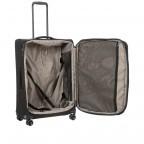 Koffer B|Y by Brics Itaca 71 cm Black, Farbe: schwarz, Marke: Brics, EAN: 8016623117942, Abmessungen in cm:  46.0x71.0x29.0, Bild 6 von 9