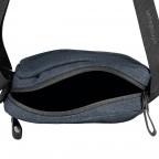 Umhängetasche Northwood Shoulderbag XSVZ Dark Blue, Farbe: blau/petrol, Marke: Strellson, EAN: 4053533808410, Abmessungen in cm: 22.0x25.0x5.0, Bild 6 von 7