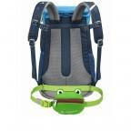 Kindertasche Family Flori Parrot Green, Farbe: grün/oliv, Marke: Vaude, EAN: 4052285386757, Abmessungen in cm: 15.0x11.0x5.0, Bild 3 von 3