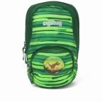 Kinderrucksack Ease Small Bärtram, Farbe: grün/oliv, Marke: Ergobag, EAN: 4057081074105, Abmessungen in cm: 18.5x30.0x18.5, Bild 2 von 5