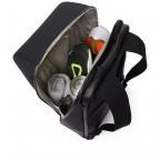 Rucksack Sharp Phantom Black, Farbe: schwarz, Marke: Salzen, EAN: 4057081049516, Abmessungen in cm: 31.0x49.0x19.0, Bild 9 von 15